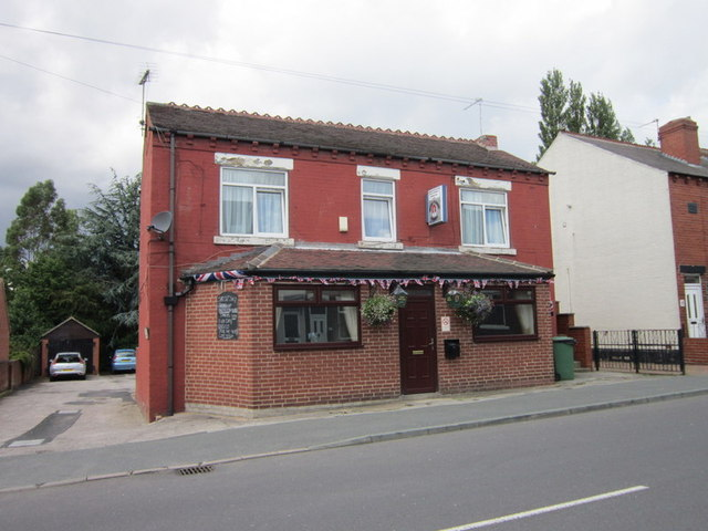 The South Hiendley Social Club