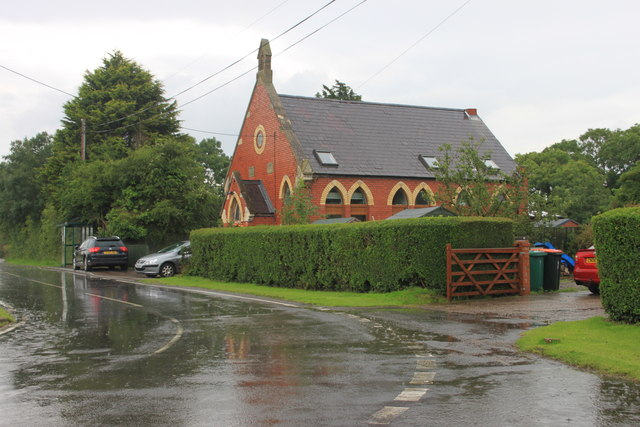 Former Congregational Chapel near Goldcliff