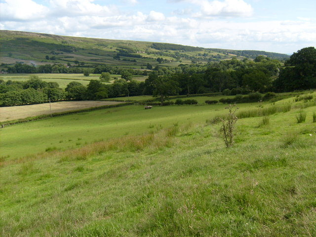 Farndale from Toad Hole