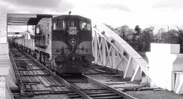 Sugar beet train, Athlone