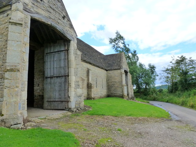 Ashleworth tithe barn