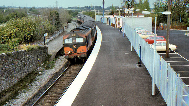 Push-pull train Leixlip