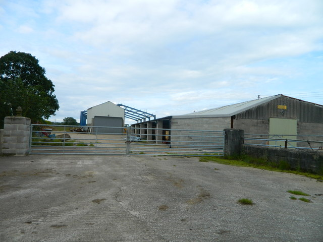 Burton Shutts Farm