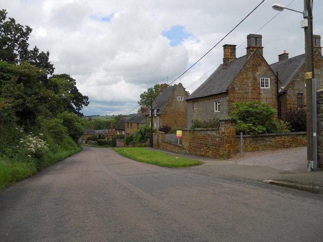 Culworth High Street