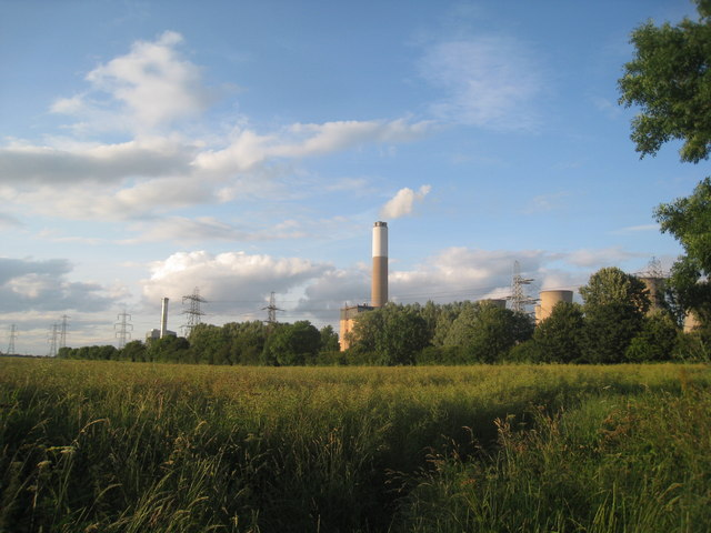 Cottam power station