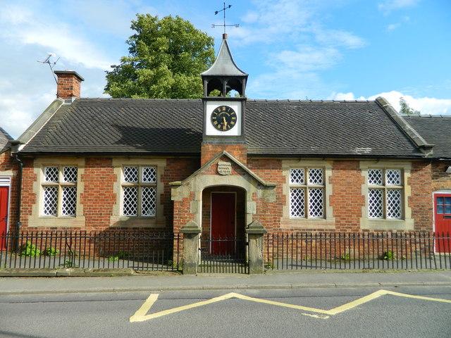 Schoolhouse, 1846, Turnditch