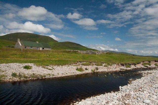 Abhainn Phroaig and Proaig, Islay