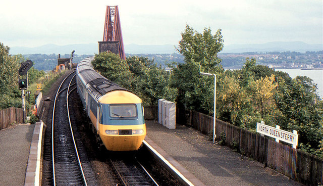 HST North Queensferry