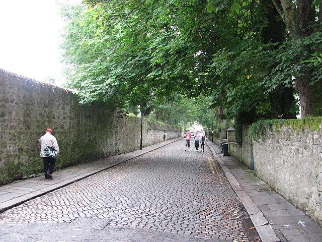 Setts, Old Aberdeen