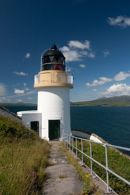 McArthur's Head Lighthouse, Islay
