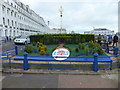 TV6198 : Diamond Jubilee Garden Eastbourne by PAUL FARMER