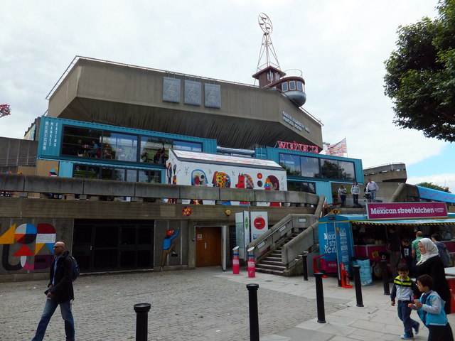 Wahaca at Queen Elizabeth Hall, Southbank