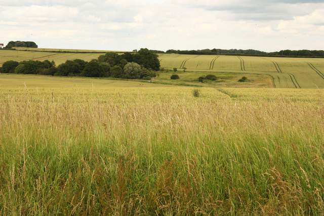 Across the valley towards Keisby