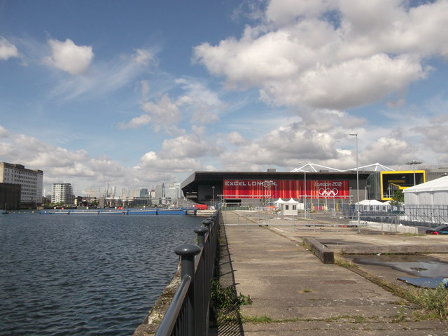 Excel London, Royal Victoria Docks