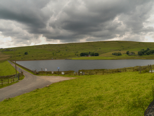 Castleshaw Lower Reservoir