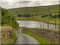 SD9909 : Dirty Lane, Castleshaw by David Dixon
