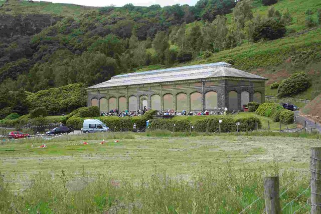 Filter House, Kinder Reservoir