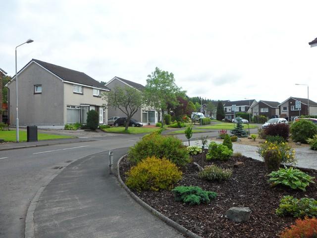Myvot Avenue, Condorrat, Cumbernauld
