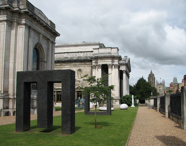 Fitzwilliam Museum: Sculpture Promenade 2012