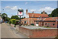 SK8270 : The Red Lion at South Clifton  by Alan Murray-Rust