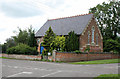 SK8270 : South Clifton Methodist Church  by Alan Murray-Rust