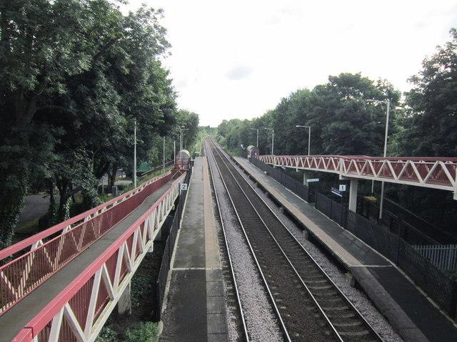 Tanshelf Station, Pontefract