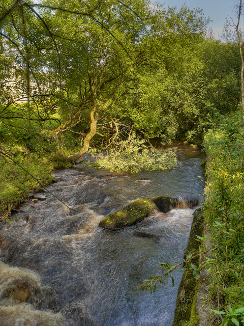 Chew Brook at Greenfield