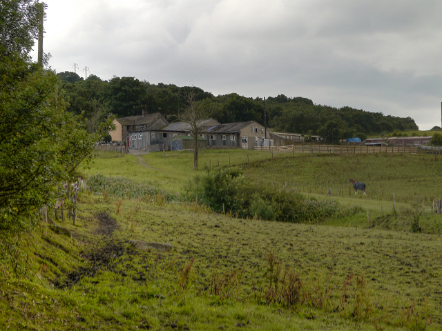 Lower Lane Head Farm, Greenfield