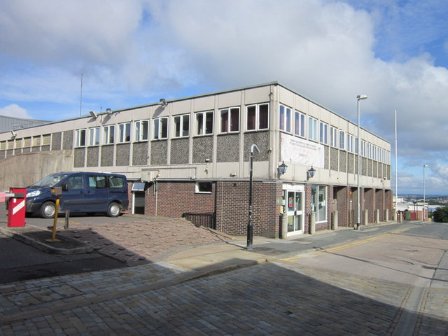 Pontefract Police Station