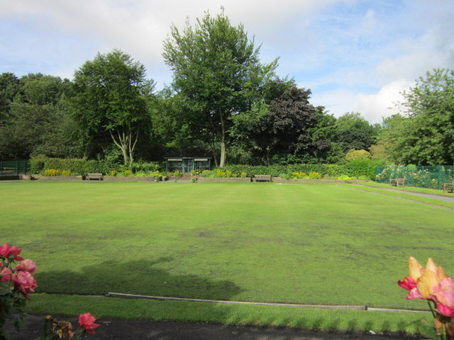 The Valley Gardens Bowling Club, Pontefract