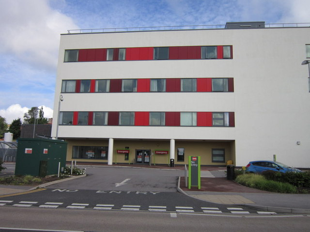 The new Pontefract Infirmary