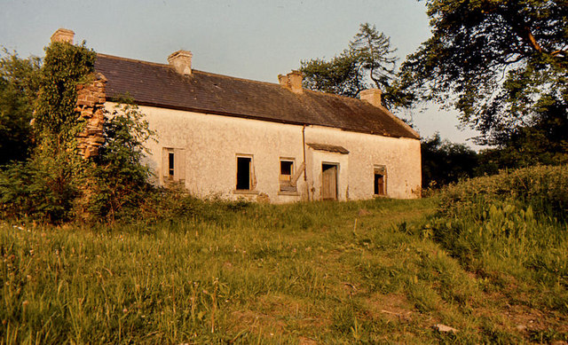 Old cottage, Banbridge