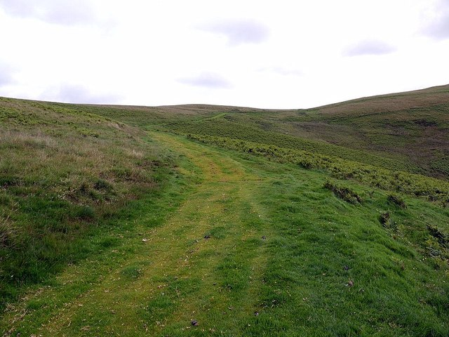 Clennell Street below Camp Tops