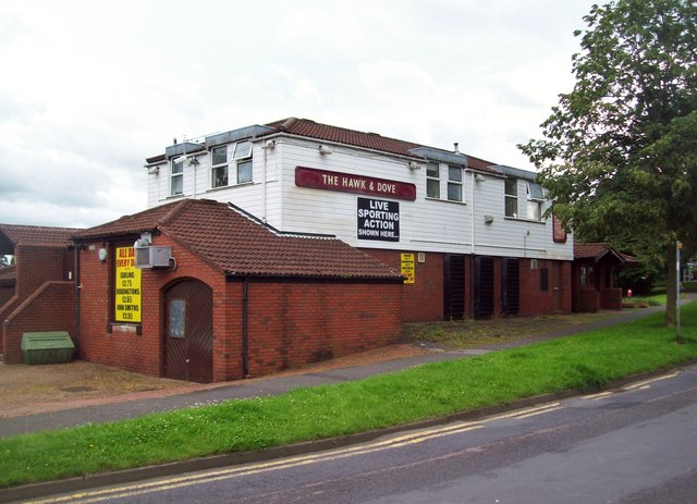 The Hawk and Dove Public House