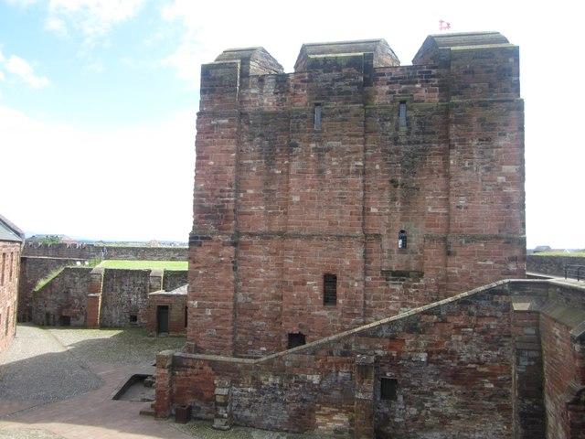 Carlisle Castle Keep