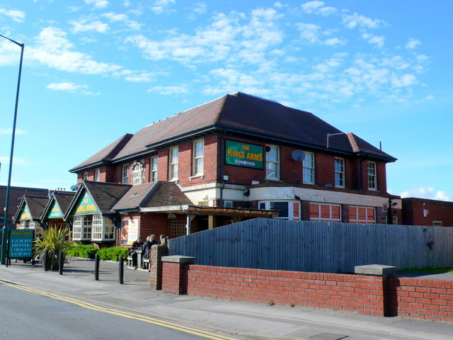 Kings Arms Wallisdown