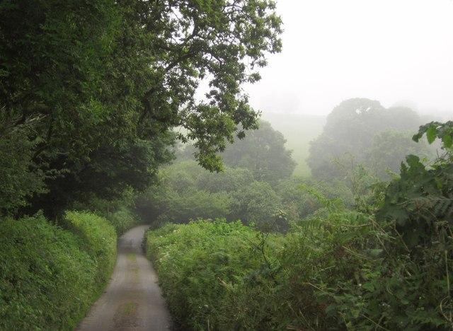 Lane to Horner