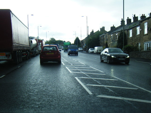 A57 Mottram Moor
