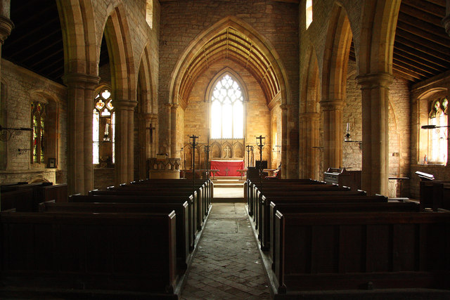 St.Gregory's nave