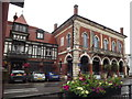 TQ0466 : Chertsey, Old Town Hall by Colin Smith