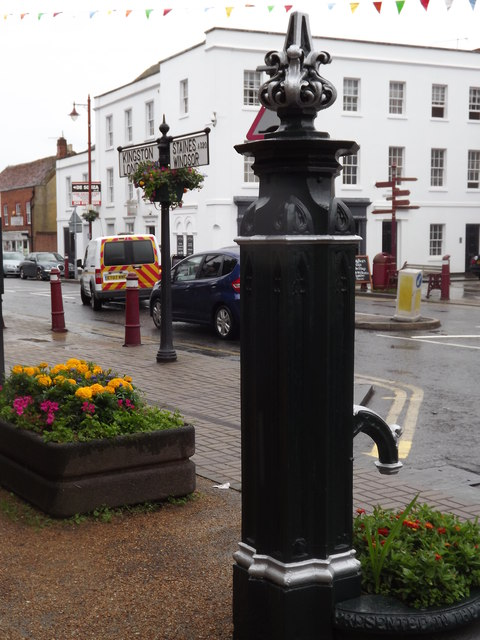 Old Pump, Chertsey