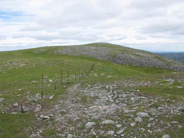 Ben Chonzie Summit Plateau