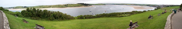 River Camel Estuary