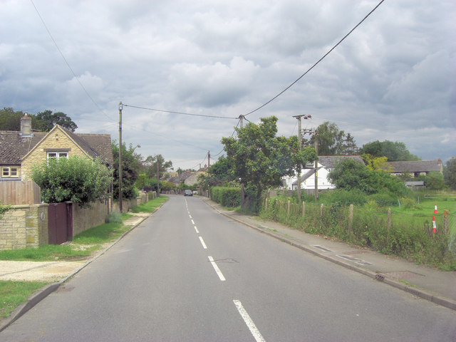 Buckland Road north of Fisher's Bridge