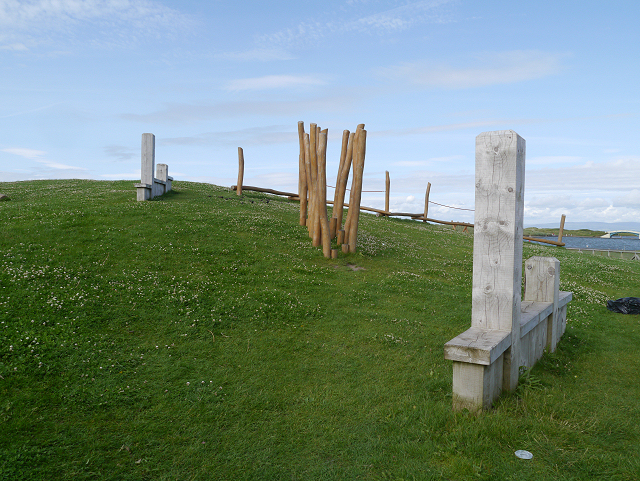 Play Area at Rossall Open Space Picnic Site