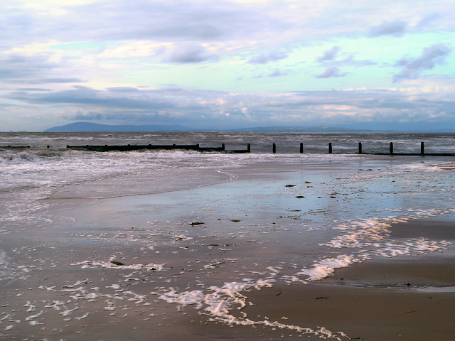 The Beach at Fleetwood