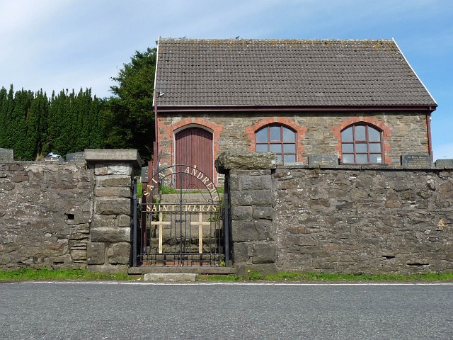 St Andrew's Church in Wales, Pentwyn, Fochriw