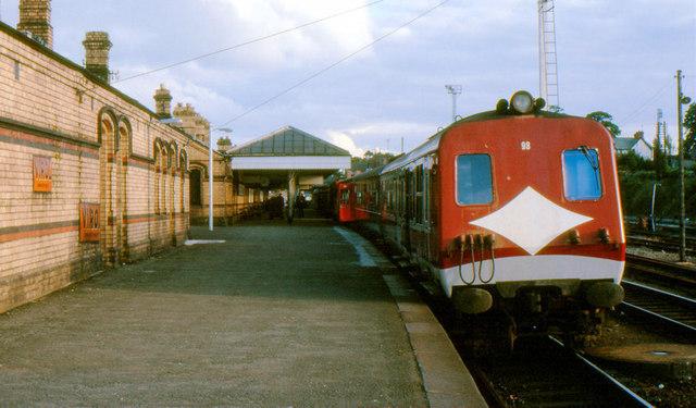 NIR railcars, Dundalk