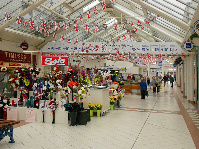 The Mall (Bury Millgate Centre)