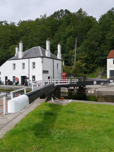 Lock 15, Crinan Canal